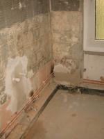 Badezimmer Sanierung vorher